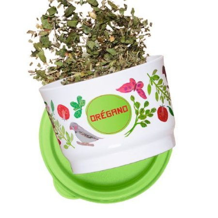 Tupperware  Potinho Orégano Floral 140 ml