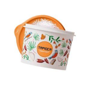 Tupperware Caixa Tapioca Floral 1,6 kgs*