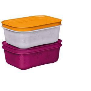 Tupperware Freezer Line 450 ml - 2 Peças