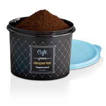 Tupperware Caixa para Café Bistro 700grs
