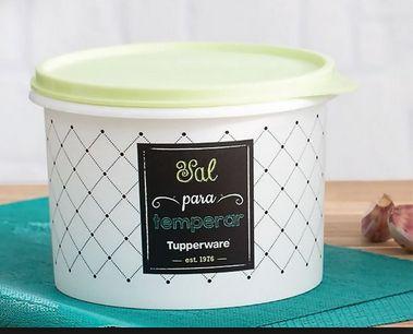 Tupperware Caixa para sal Bistrô.