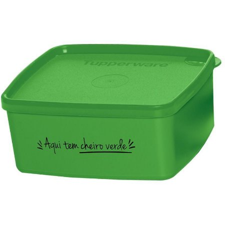 Tupperware Jeitosinho Cheiro verde 400ml