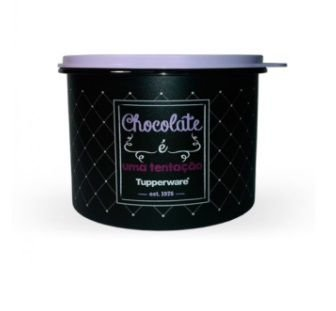 Tupperware Caixa Chocolate Bistrô 1,3 kgs