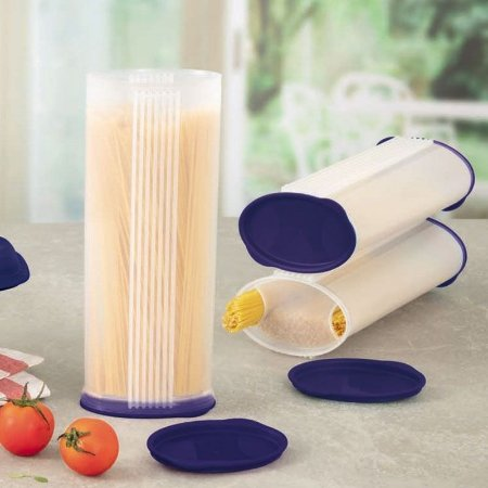 Tupperware Modular Massa Azul