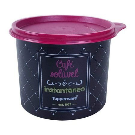 Tupperware Redondinha Cafe Soluvel Bistro 150g