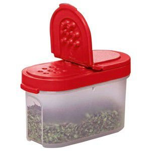Tupperware Porta tempero pequeno  100 ml