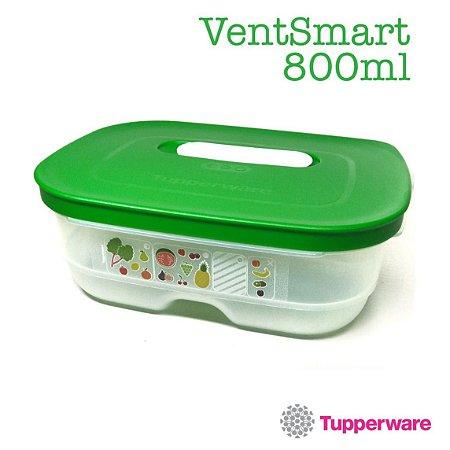 Tupperware Ventsmart  Retangular 800ml
