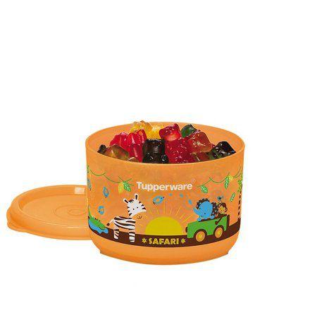 Tupperware Potinho Baby Safari 140ml