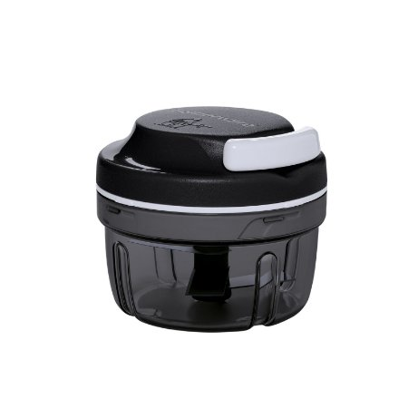 Tupperware Turbo Chef Preto 300ml