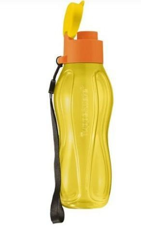Eco Tupper Plus Redonda Amarela - 310 ml