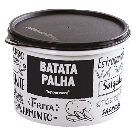 Tupper Caixa Batata Palha PB