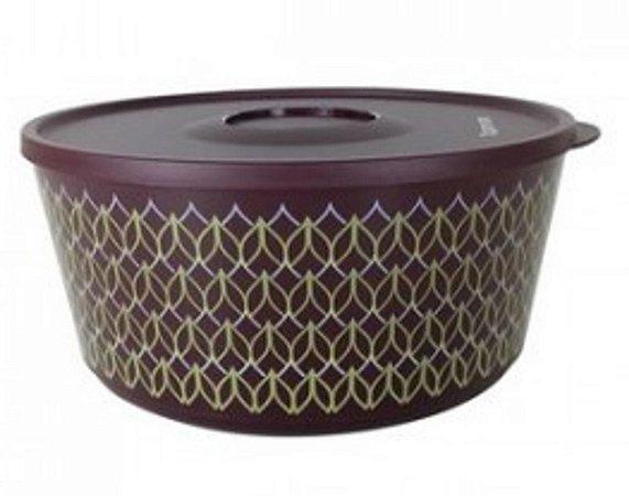 Tupperware Tigela Ilumina Vinho 4,3 litros