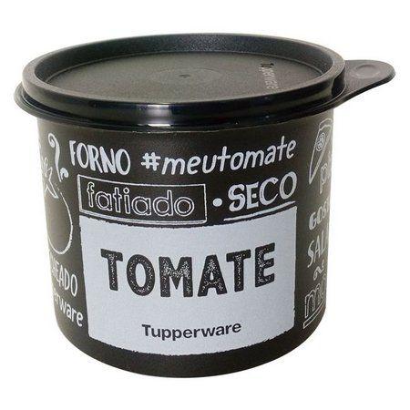 Tupper Redondinha Tomate PB 500ml