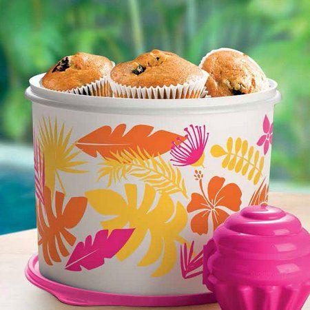 Tupperware Caixa Havai 5,5 lts