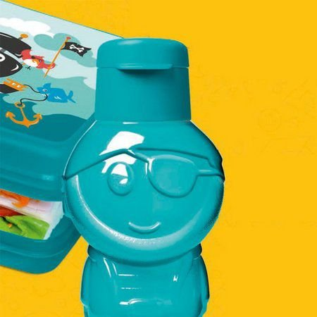 Tupperware Eco Kids Pirata 350 ml