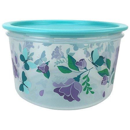 Tupperware Pote Master Borboletas 1,5 litros