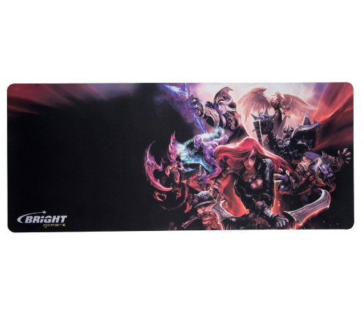 MOUSE PAD GAMER BIG LEGEND