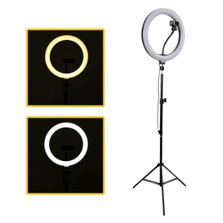 Ring Light com adaptador para Smartphone