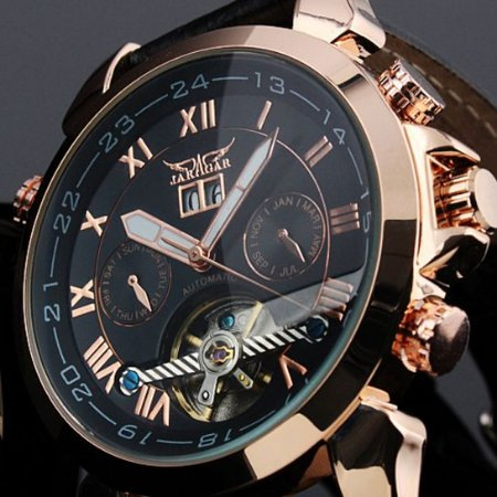 Relógio Masculino Automatic Jaragar Luxury