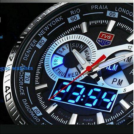 Relógio Masculino Watch Modelo 01