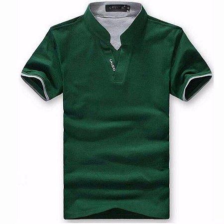 Camisa Polo Casual Masculina