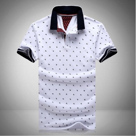 Camisa Polo Masculina Modelo 09