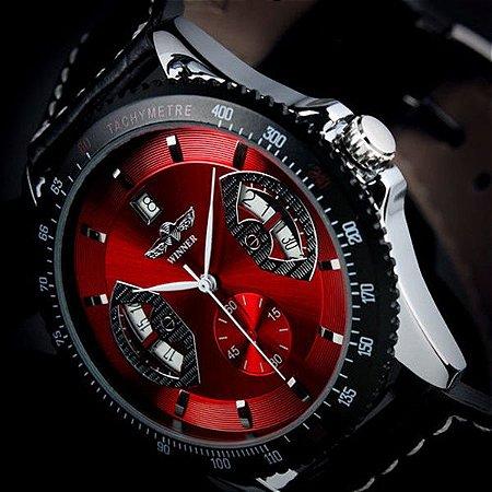 Relógio Masculino Winner Automático Modelo 01
