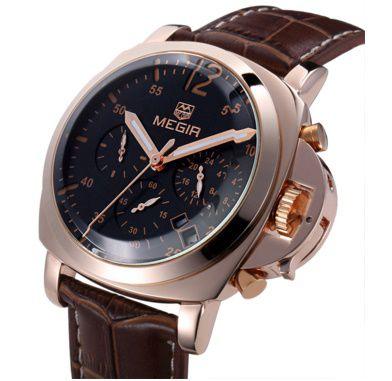 Relógio Masculino Megir Modelo 03
