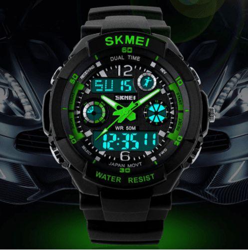 Relógio Masculino S-Shock Skmei Modelo 1