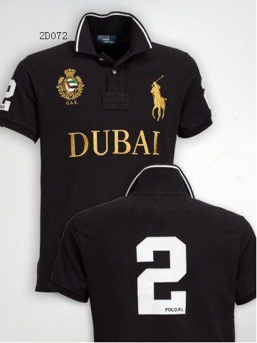 Camisa Polo Masculina Ralph DUBAI