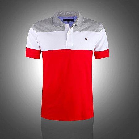 Camisa Polo Masculina Tomm Moledo 11