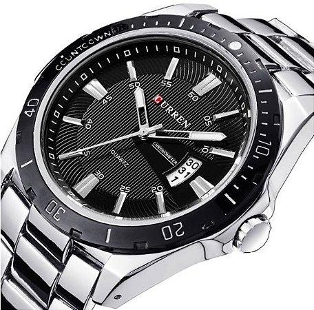 Relógio Masculino Curren Modelo 03
