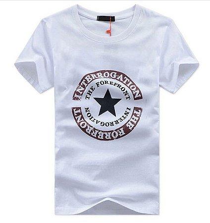 Camiseta Masculina Básica Modelo 01
