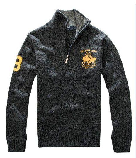 Blusa Masculina Pullover Ralph Modelo 03