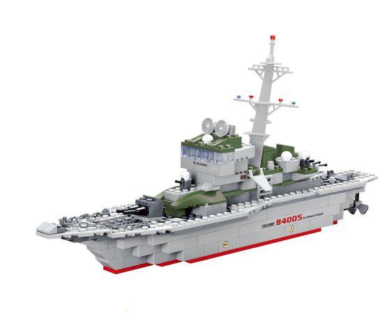 Navio Militar de blocos