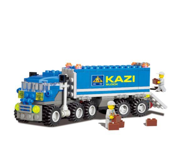Caminhão Kazi block