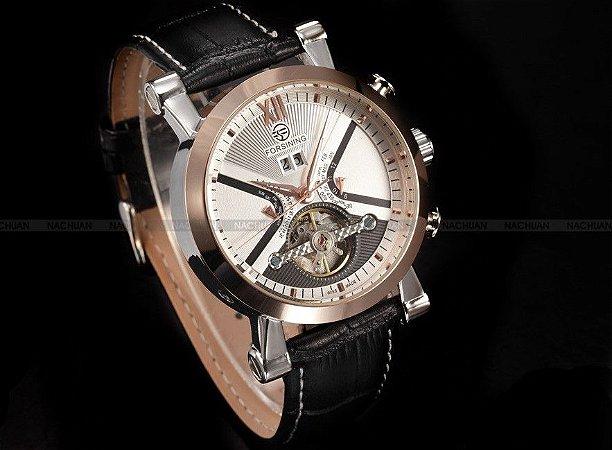 Relógio Masculino Automatico  Forsining Modelo 02