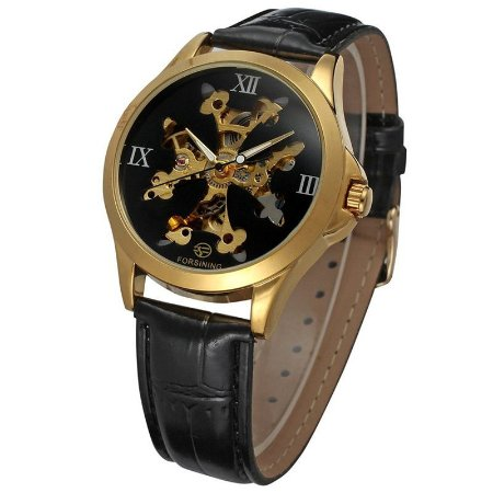 Relógio Masculino Automatico  Forsining Modelo 03