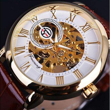 Relógio Masculino Automatico  Forsining Modelo 05