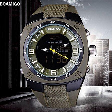 Relógio Masculino Boamigo Modelo 01