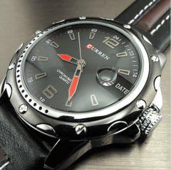 Relogio Masculino Chronometer Curren