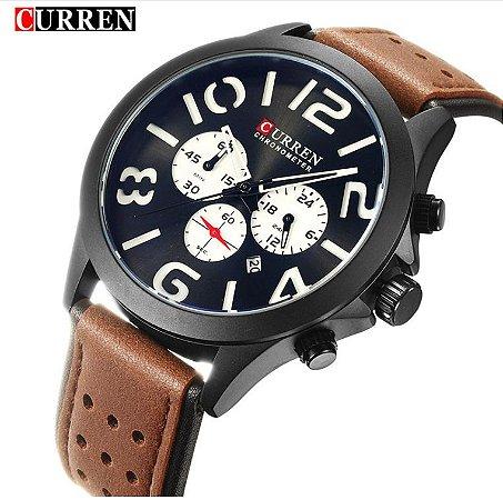 Relógio Masculino Curren Modelo 11