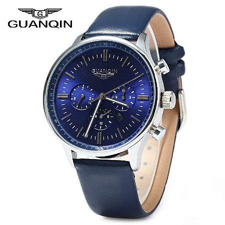 Relógio Masculino Guanqin Modelo 01