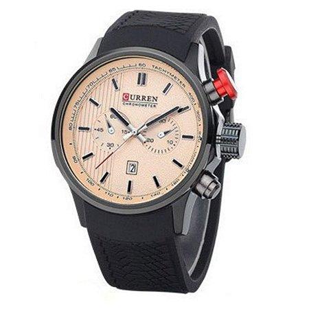 Relógio Masculino Curren Modelo 05