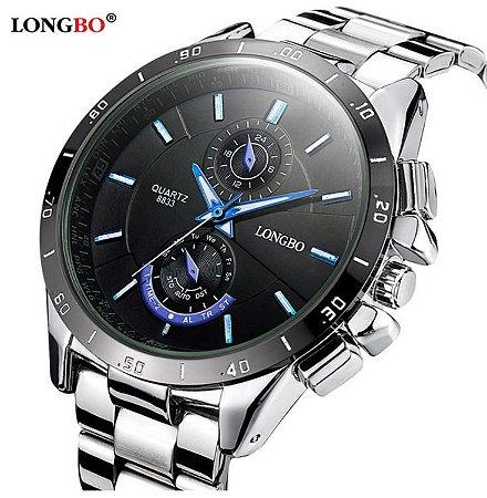Relógio Masculino Longbo Modelo 01