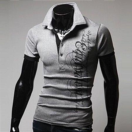 Camisa Polo Masculina Modelo 04