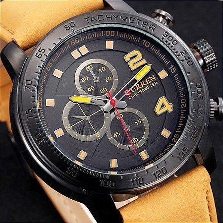 Relógio Masculino Curren Modelo 04