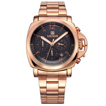 Relógio Masculino Megir Modelo 04