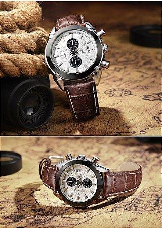 Relógio Masculino Megir Modelo 06