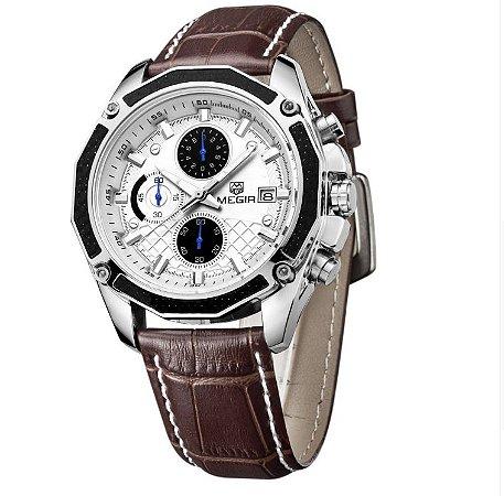 Relógio Masculino Megir Modelo 07